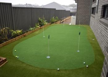 Artificial Grass Golf Putting Mat - Surf