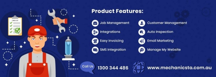 Workshop Management Software Starting From $69