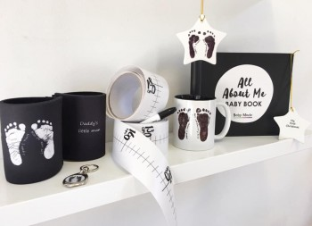 Personalise baby gifts by just a little