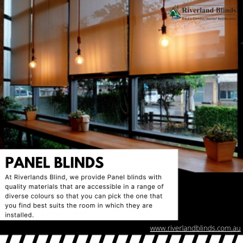Panel Blinds Penrith