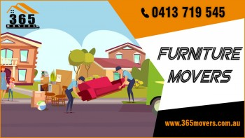 Moving Services in Australia-365 Movers