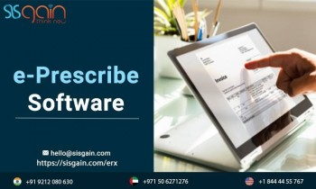 E-prescribing software development company