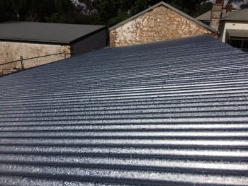 Colorbond Roofing Installation