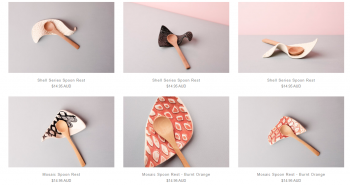 Ceramic Spoon Rests You'll Love in 2020