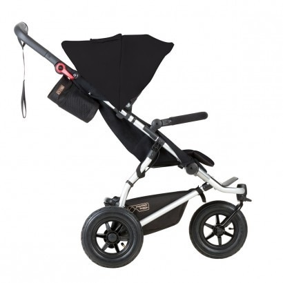 Mountain Buggy Swift - Black - 2017+