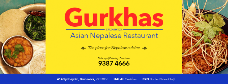 Now order your favourite Nepali cuisines