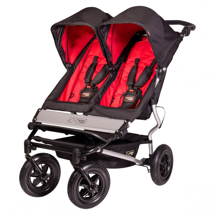 Mountain Buggy Duet Compact Side-by-Side