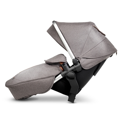 Silver Cross - Wave Tandem Pram Unit Sec