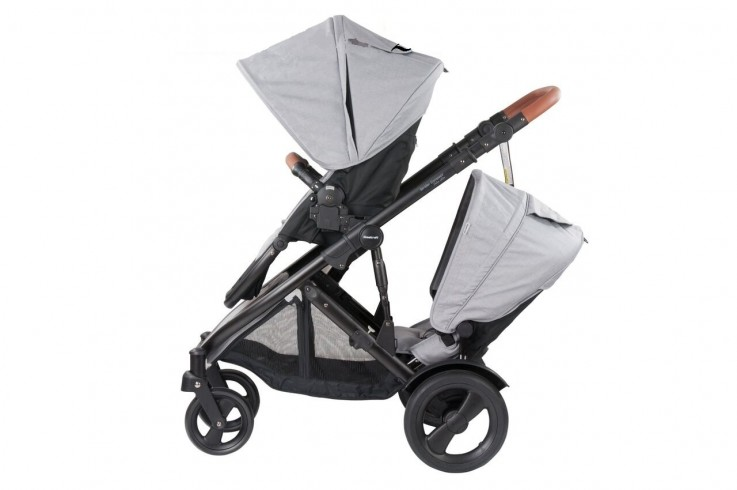 Edition Linen Pram & Second Seat Deal