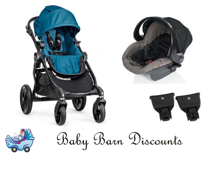 Baby Jogger - City Select Pram and SNS