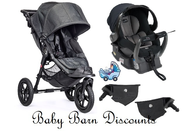 Baby Jogger - City Elite and Unity SNS