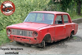 Toyota Wreckers Sydney