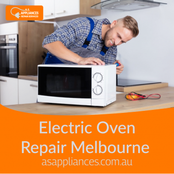 Electric Oven Repair Melbourne