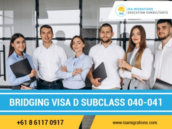 Bridging Visa D Australia | Immigration Agent Perth