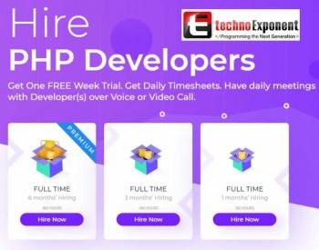 Best PHP Based Web Application Developme