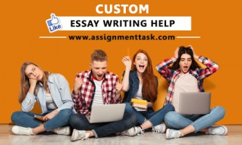 Affordable & 100% Plagiarism-Free Custom Essay Writing Help at Assignmenttask.com