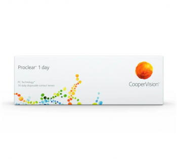 Proclear® 1 Day contact lens