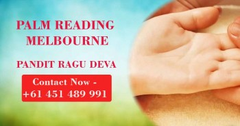 Palm Reader Melbourne | Palm Reading Melbourne | Pandit Ragudeva
