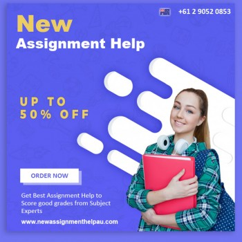 Get 50% off on your Online assignment He