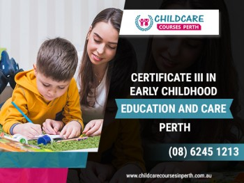 certificate in childcare and education
