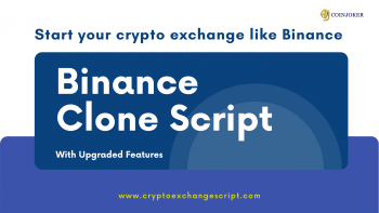 Feature loaded Binance Clone Script