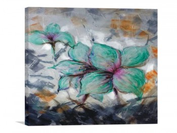 Decorate Your Interior With Floral Wall