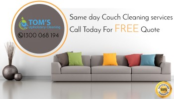 Toms Upholstery Cleaning Northcote | Couch Steam Cleaning