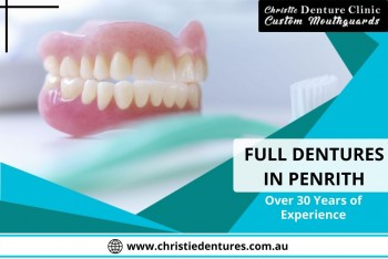 An Innovative One-Step Approach to Full Dentures Penrith