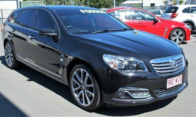 2017 HOLDEN COMMODORE CALAIS-V