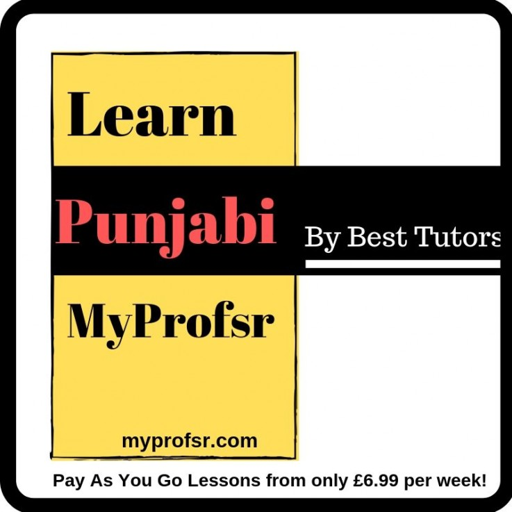 Punjabi Tutors UK
