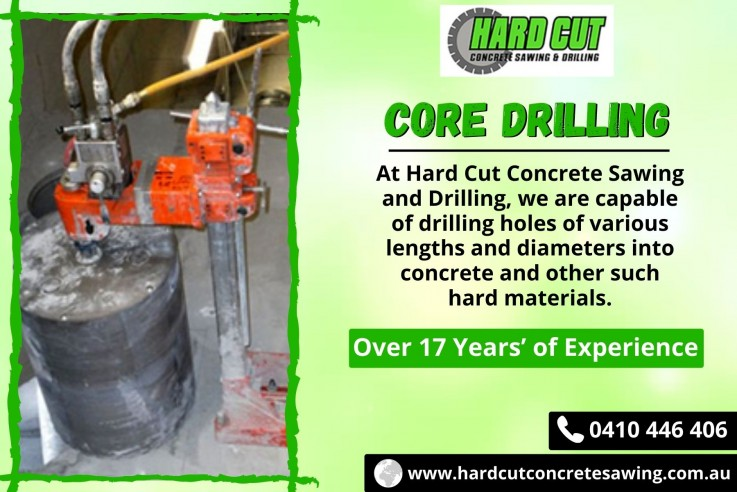 Core Drilling Solutions with Highest Standard in Sydney