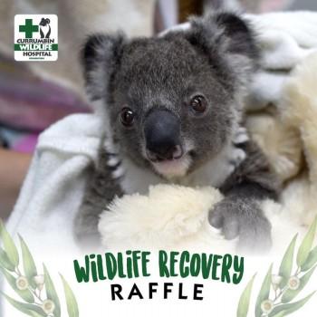 Australian Wildlife Recovery Raffle