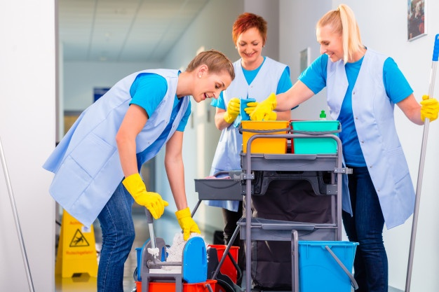 Call and get 15% discount on Cleaning services