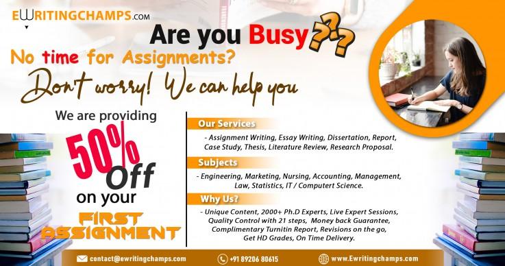 Assignment Help  ...