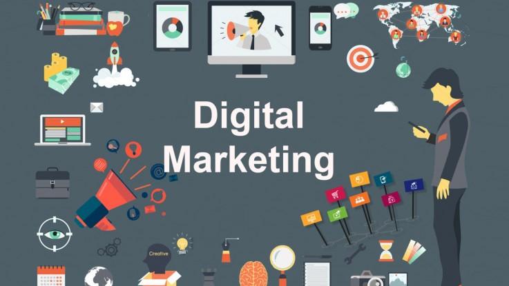 Digital promoting influences