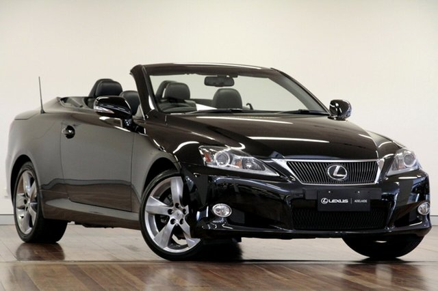 2010 Lexus IS250 C Sports Luxury Convert