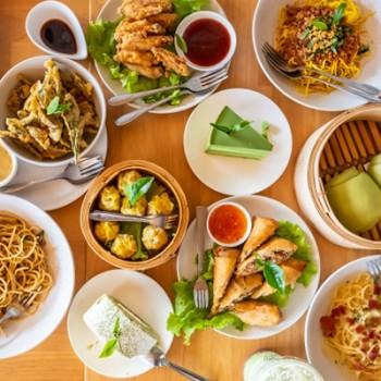 Scrumptious Thai dishes @ Daisy Thai