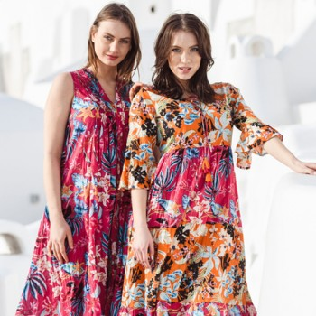 Wholesale Organic Cotton Dresses