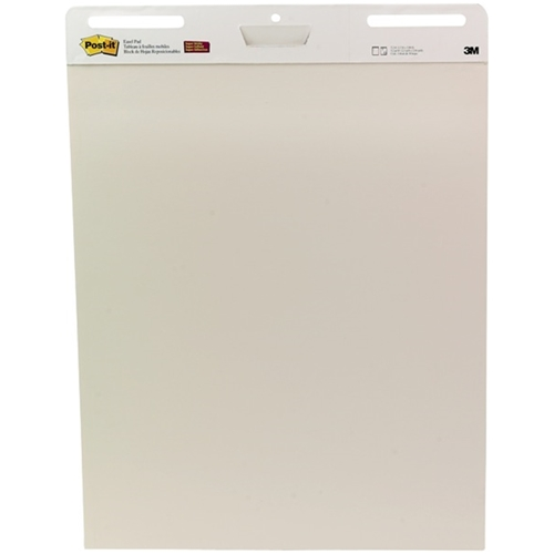 Post-It® Plain Easel Pad 559 635x775mm W