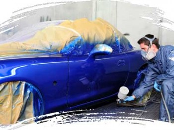 Affordable Car Spray Paint in Maribyrnong