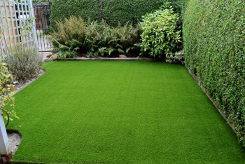 Artificial grass for your home