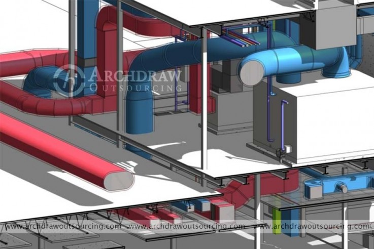 MEP BIM Modeling Services in Perth Australia at affordable price