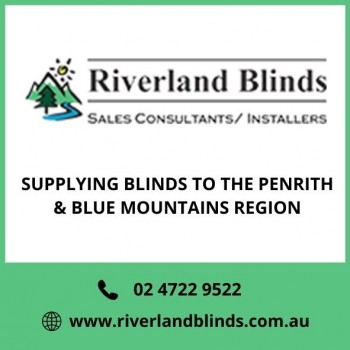 Best Blinds in Penrith & Blue Mountains!