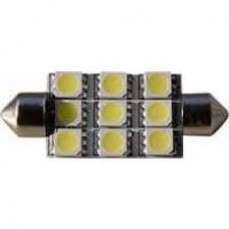 LED FESTOON - 39MM