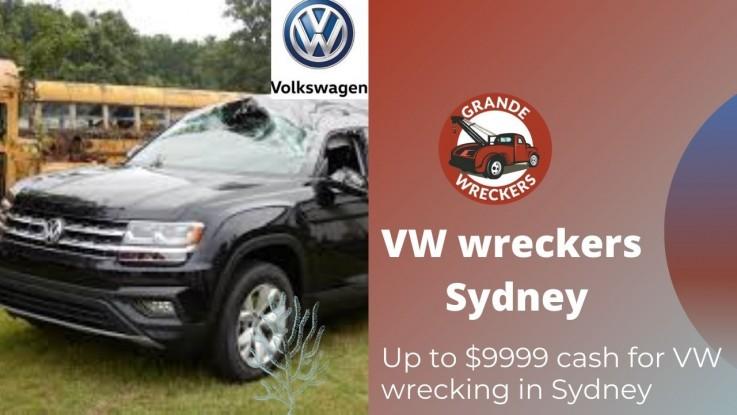 VW wreckers Sydney
