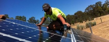 Solar Hot Water Solution