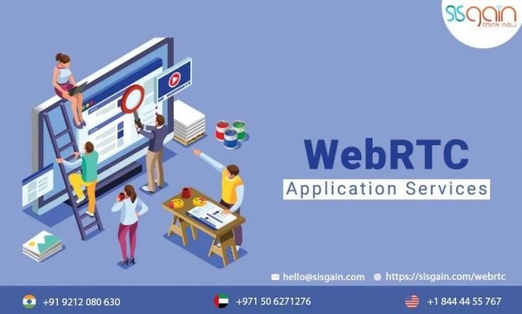 WebRTC Applicati ...