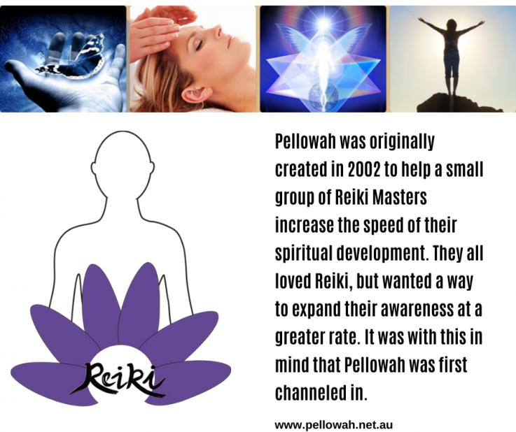 Be a Reiki heale ...