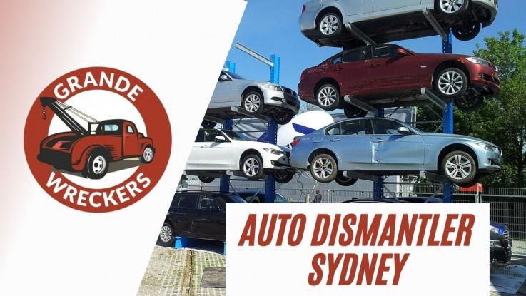 Auto Dismantlers ...