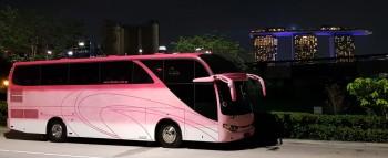 shuttle bus service Singapore